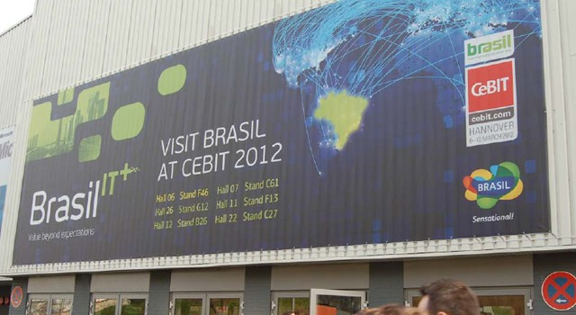 CeBIT 2012